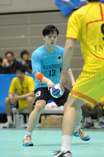 コロサ・李賢植は今後の活躍も期待される韓国若手のホープ