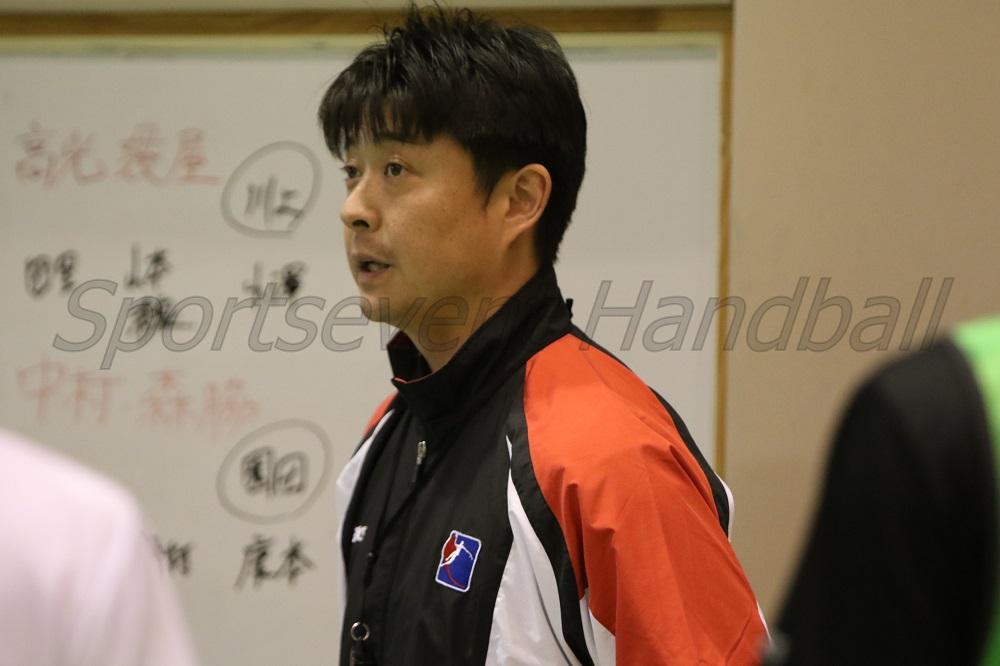 昨年のアジアユース選手権に引き続きチームを任された内記監督