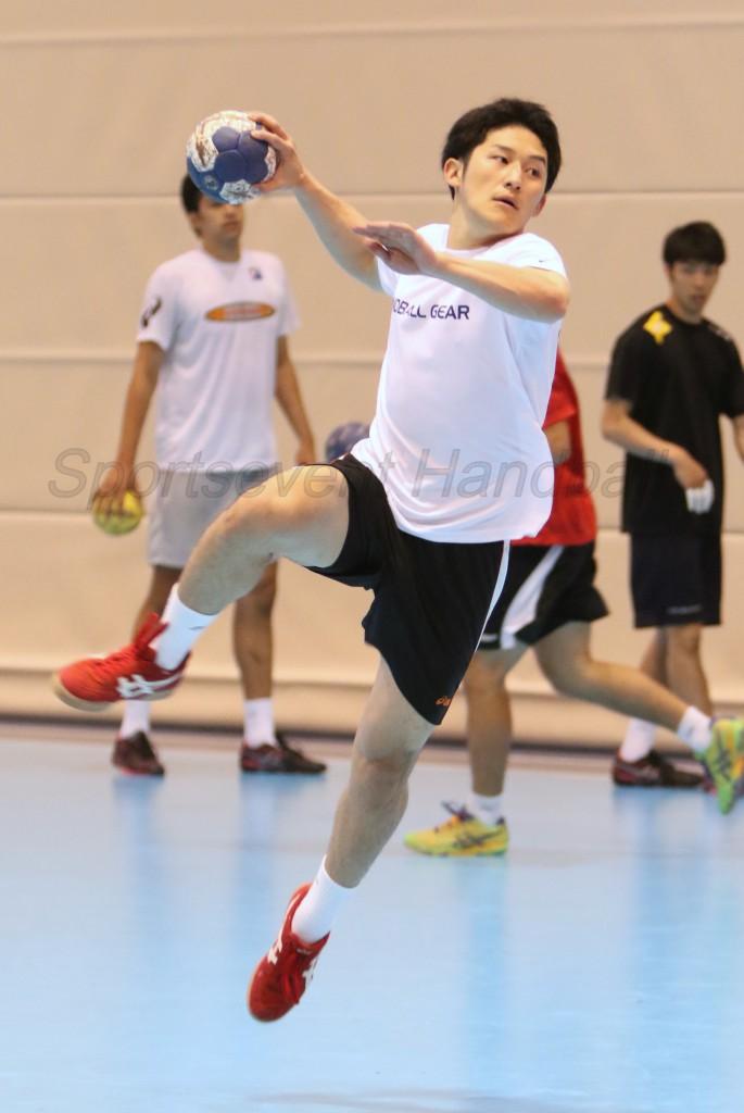 関東学生リーグで2季連続の得点王に輝いた杉岡(中大)も招集された