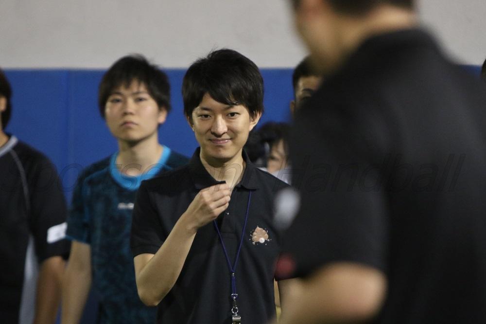 もう1人の仕掛け人、澤田さん。東さんからの依頼を受けて、ハンドソープボールを考案