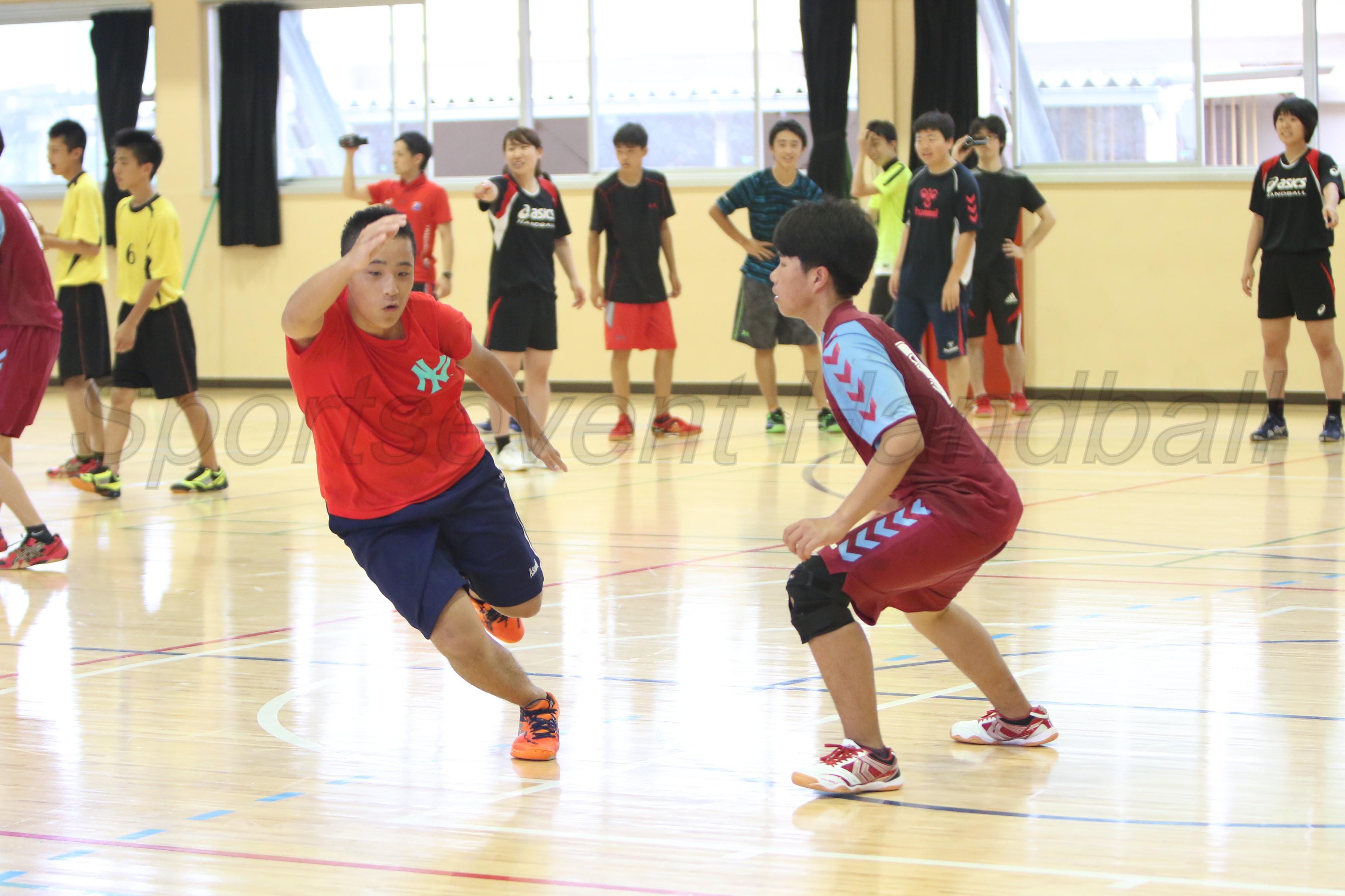 おりひめジャパンからのアドバイスをもとに練習にチャレンジ