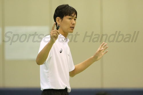5年連続でチームを率いる尾石監督