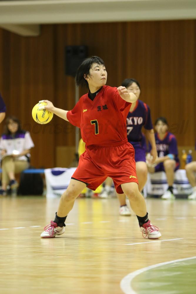 茨城OFの舵を取った相澤はチーム最多の5得点を記録