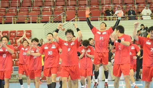 新戦力も躍動し、韓国から26年ぶり、33試合ぶりの勝利を収めた日本代表(photo by Yuki Hattori)