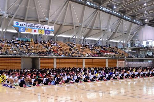 男女40チームが、石川で頂点をめざす