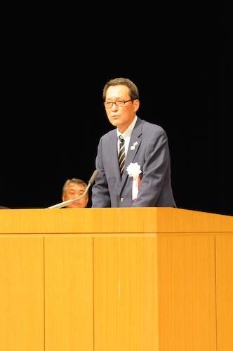 元日本代表の近森さんは山口県出身