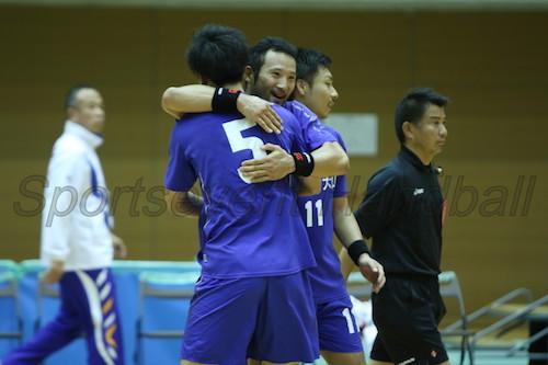 チーム最多9得点でタイトル獲得に大きく貢献した愛知・門山
