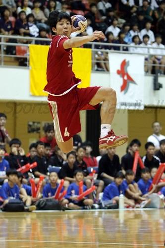 東日本・山田はチームトップの45得点を記録。9月の第一戦は不発に終わっただけに、この試合での爆発に期待がかかる