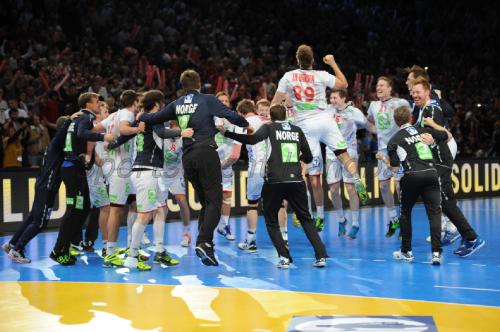日本とグループリーグを戦った2チーム、フランスとノルウェー(写真)が決勝を戦うことに。