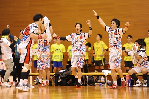 前週、劇的な勝利を飾った琉球は、その勢いのまま大崎戦に臨む