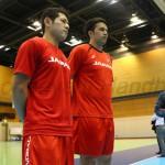東京オリンピック、そしてその後も活躍が期待される徳田(左)と玉川。報道陣からの注目も高かった