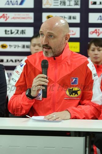 2度目のアジア選手権に向けて準備を進めるキルケリー監督