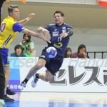 スウェーデンDFを何度も突破した徳田は両チーム最多の7得点